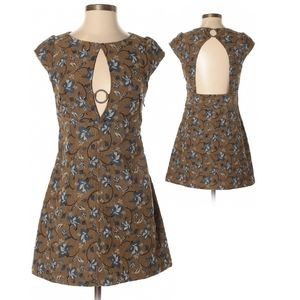 Free People Tapestry Dress